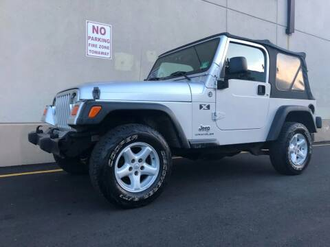 2006 Jeep Wrangler for sale at International Auto Sales in Hasbrouck Heights NJ