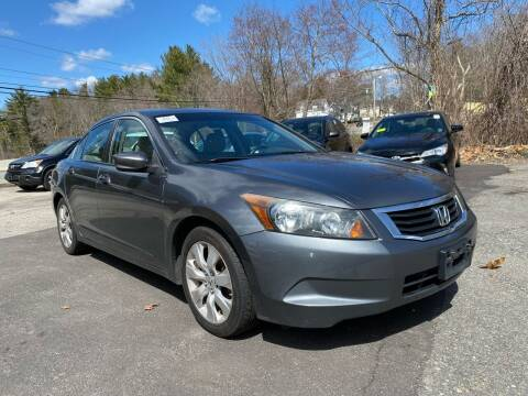 2010 Honda Accord for sale at Royal Crest Motors in Haverhill MA
