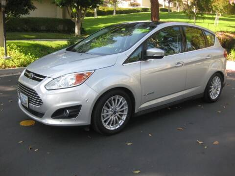 2013 Ford C-MAX Hybrid for sale at E MOTORCARS in Fullerton CA