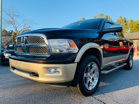 2011 RAM Ram Pickup 1500 for sale at Classic Luxury Motors in Buford GA