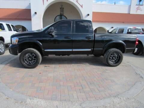 2008 Dodge Ram Pickup 2500 for sale at HANSEN'S USED CARS in Ottawa KS
