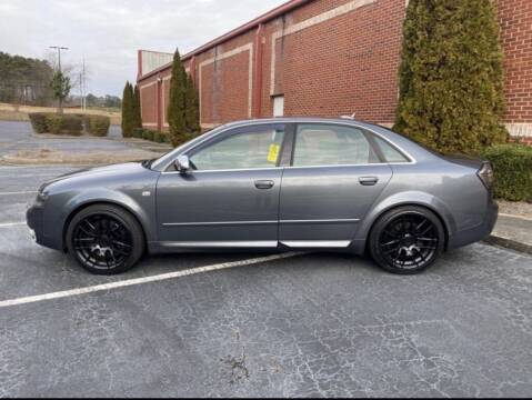 2005 Audi S4 for sale at Premier Automotive Group in Pittsburgh PA
