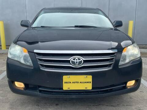 2006 Toyota Avalon for sale at Delta Auto Alliance in Houston TX
