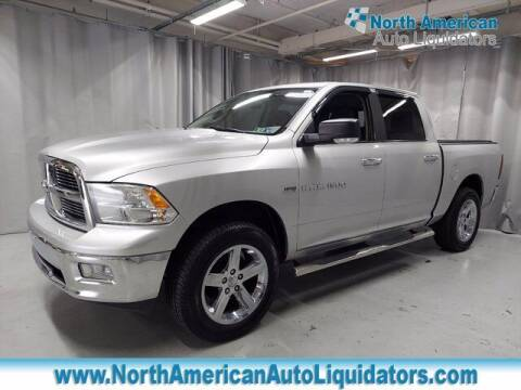 2011 RAM Ram Pickup 1500 for sale at North American Auto Liquidators in Essington PA