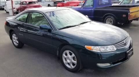 2003 Toyota Camry Solara for sale at Vehicle Liquidation in Littlerock CA