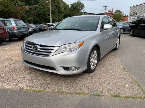 2012 Toyota Avalon for sale at Manchester Auto Sales in Manchester CT