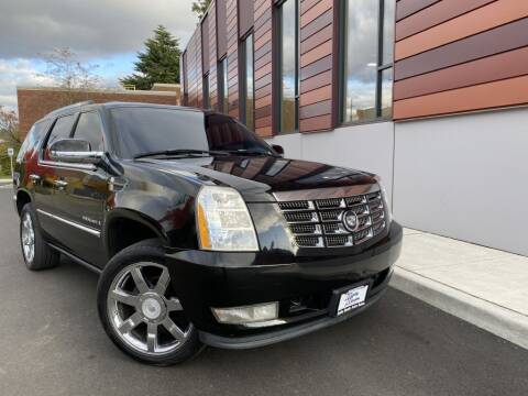 2007 Cadillac Escalade for sale at DAILY DEALS AUTO SALES in Seattle WA