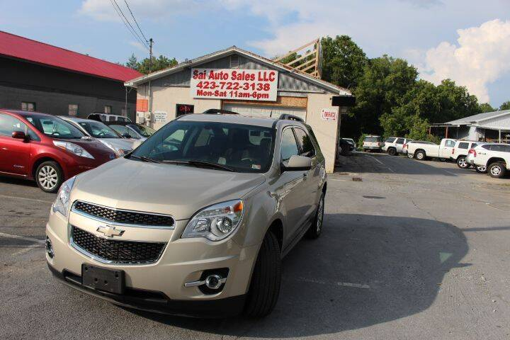 2011 Chevrolet Equinox for sale at SAI Auto Sales - Used Cars in Johnson City TN