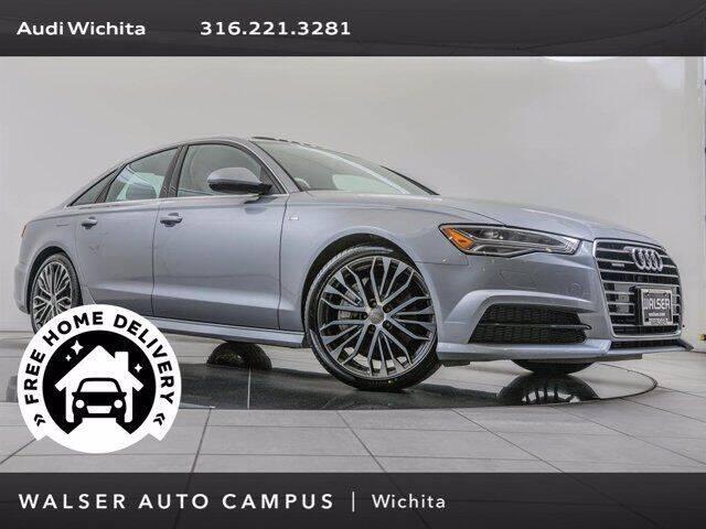 2018 Audi A6 for sale in Wichita, KS