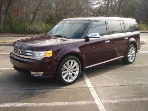 2011 Ford Flex for sale at ACH AutoHaus in Dallas TX