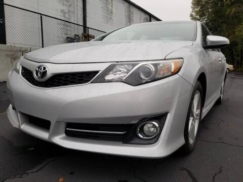 2014 Toyota Camry for sale at Southern Auto Solutions in Marietta GA