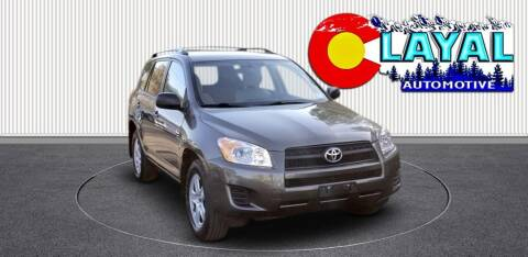 2012 Toyota RAV4 for sale at Layal Automotive in Englewood CO