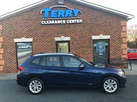 2013 BMW X1 for sale at Terry Clearance Center in Lynchburg VA