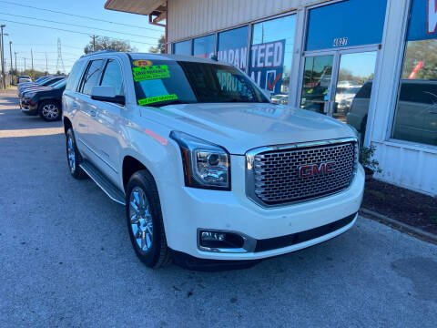 2015 GMC Yukon for sale at Lee Auto Group Tampa in Tampa FL