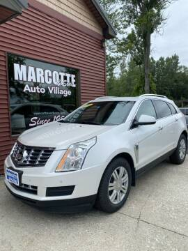 2016 Cadillac SRX for sale at Marcotte & Sons Auto Village in North Ferrisburgh VT