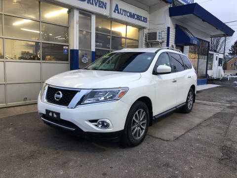2013 Nissan Pathfinder for sale at Jack E. Stewart's Northwest Auto Sales, Inc. in Chicago IL