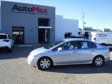 2009 Honda Civic for sale at AutoMax of Memphis - Logan Karr in Memphis TN