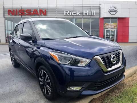 2019 Nissan Kicks for sale at Rick Hill Auto Credit in Dyersburg TN