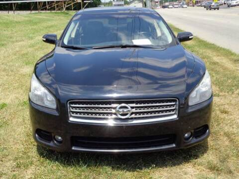 2011 Nissan Maxima for sale at Ideal Cars in Hamilton OH