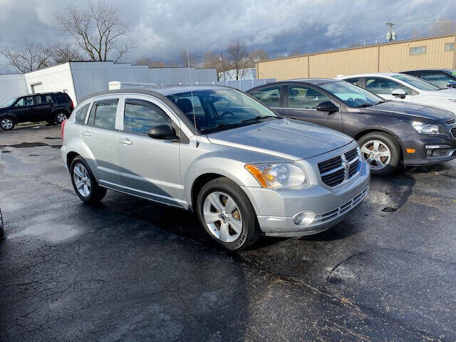 2011 Dodge Caliber for sale at Bruce Kunesh Auto Sales Inc in Defiance OH