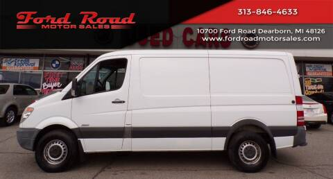 2012 Mercedes-Benz Sprinter Cargo for sale at Ford Road Motor Sales in Dearborn MI