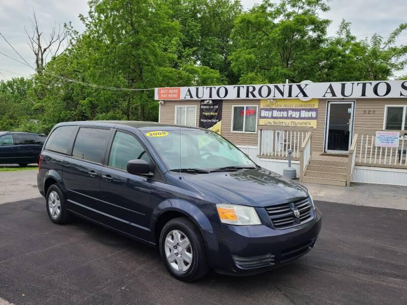 2009 Dodge Grand Caravan for sale at Auto Tronix in Lexington KY