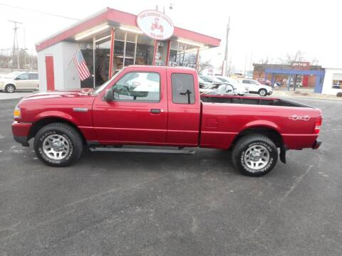 2011 Ford Ranger for sale at The Carriage Company in Lancaster OH