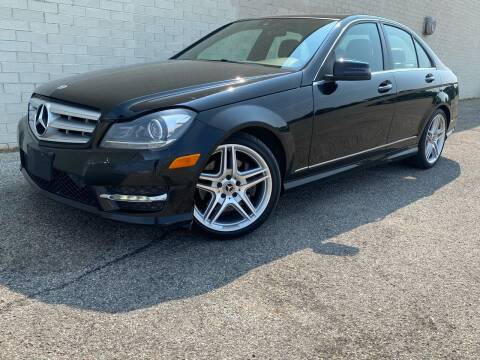 2013 Mercedes-Benz C-Class for sale at Samuel's Auto Sales in Indianapolis IN