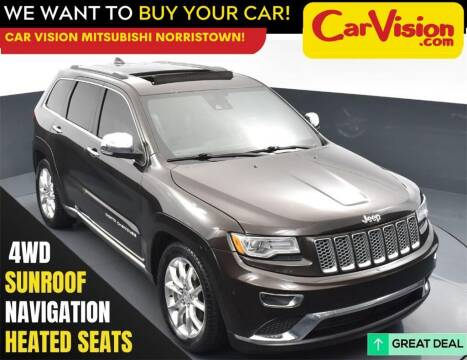 2016 Jeep Grand Cherokee for sale at Car Vision Mitsubishi Norristown in Norristown PA