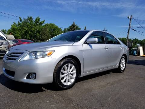 2010 Toyota Camry for sale at DALE'S AUTO INC in Mount Clemens MI