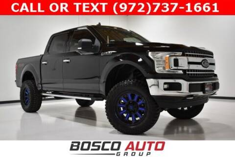2019 Ford F-150 for sale at Bosco Auto Group in Flower Mound TX