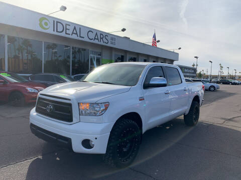 2013 Toyota Tundra for sale at Ideal Cars East Main in Mesa AZ