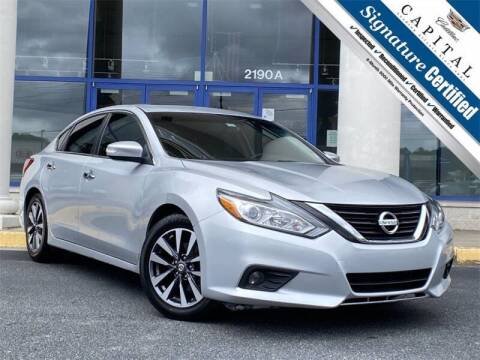 2017 Nissan Altima for sale at Southern Auto Solutions - Georgia Car Finder - Southern Auto Solutions - Capital Cadillac in Marietta GA