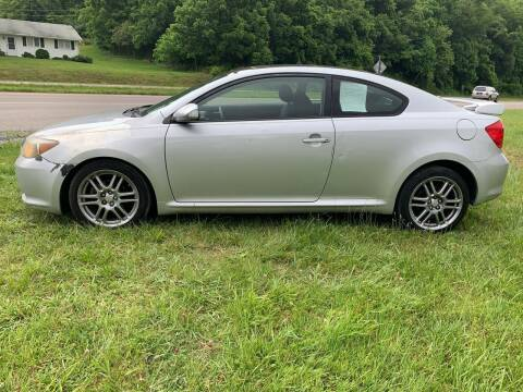 2007 Scion tC for sale at ABINGDON AUTOMART LLC in Abingdon VA
