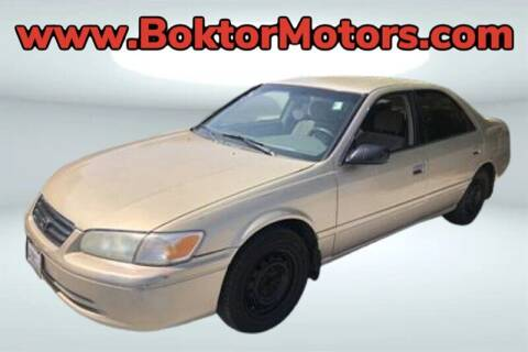 2001 Toyota Camry for sale at Boktor Motors in North Hollywood CA
