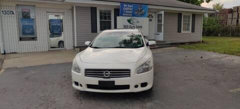 2010 Nissan Maxima for sale at 369 Auto Sales LLC in Murfreesboro TN