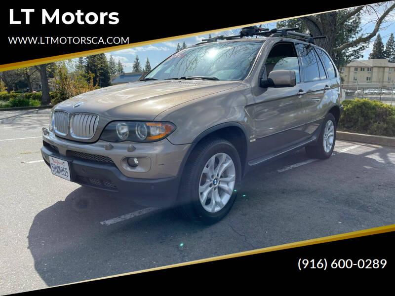 2006 BMW X5 for sale at LT Motors in Rancho Cordova CA