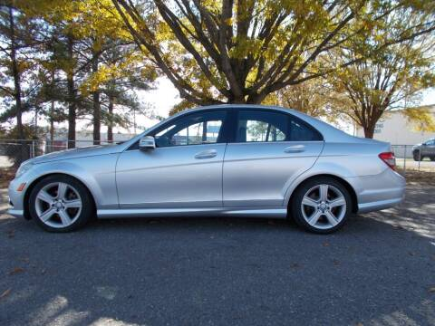 2010 Mercedes-Benz C-Class for sale at A & P Automotive in Montgomery AL