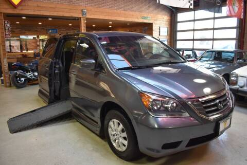 2010 Honda Odyssey for sale at Chicago Cars US in Summit IL