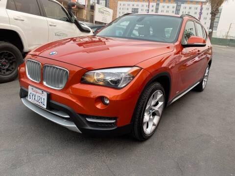 2013 BMW X1 for sale at Ronnie Motors LLC in San Jose CA