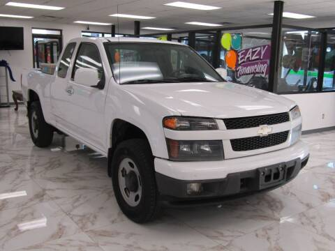 2012 Chevrolet Colorado for sale at Dealer One Auto Credit in Oklahoma City OK