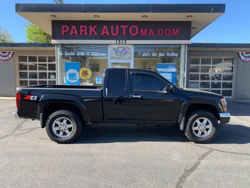 2012 Chevrolet Colorado for sale in Palmer, MA