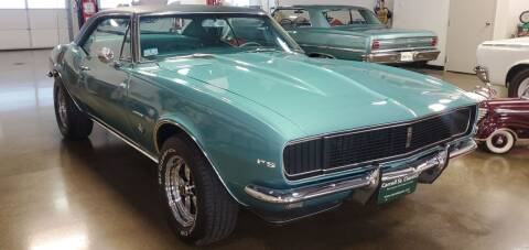 1967 Chevrolet Camaro for sale at Carroll Street Auto in Manchester NH
