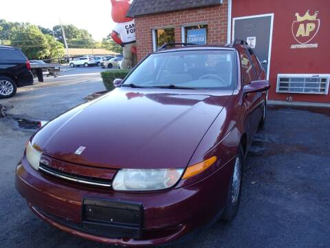 2001 Saturn L-Series for sale at AP Automotive in Cary NC
