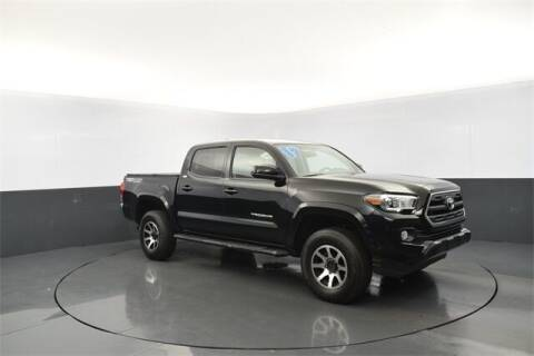 2017 Toyota Tacoma for sale at Tim Short Auto Mall 2 in Corbin KY