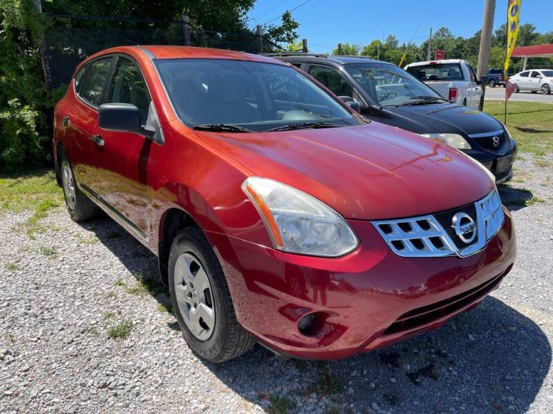 2011 Nissan Rogue for sale in Rossville, GA