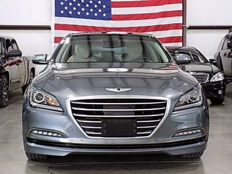 2015 Hyundai Genesis for sale at Texas Motor Sport in Houston TX