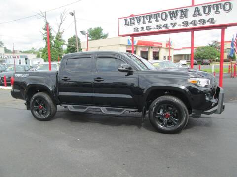 2017 Toyota Tacoma for sale at Levittown Auto in Levittown PA