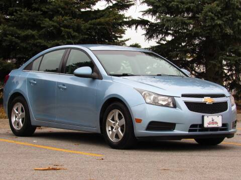 2011 Chevrolet Cruze for sale at NY AUTO SALES in Omaha NE