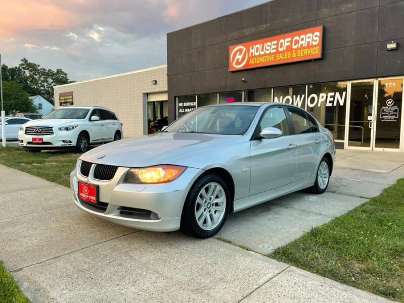 2007 BMW 3 Series for sale at HOUSE OF CARS CT in Meriden CT